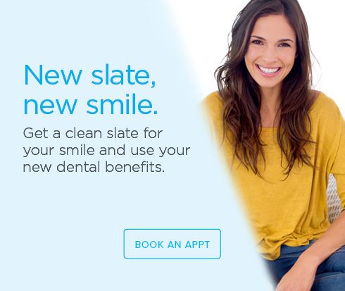 Sierra Smiles Dentistry - New Year, New Dental Benefits